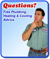Plumbing or HVAC Questions